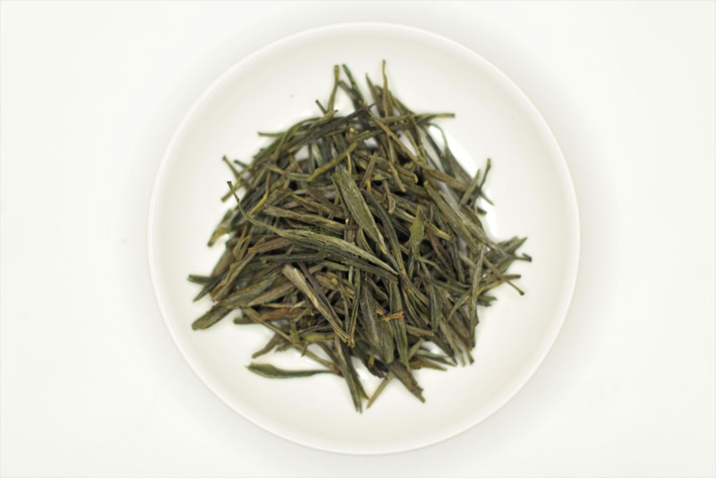 Tea of the Month:                Huo Shan Huang Ya