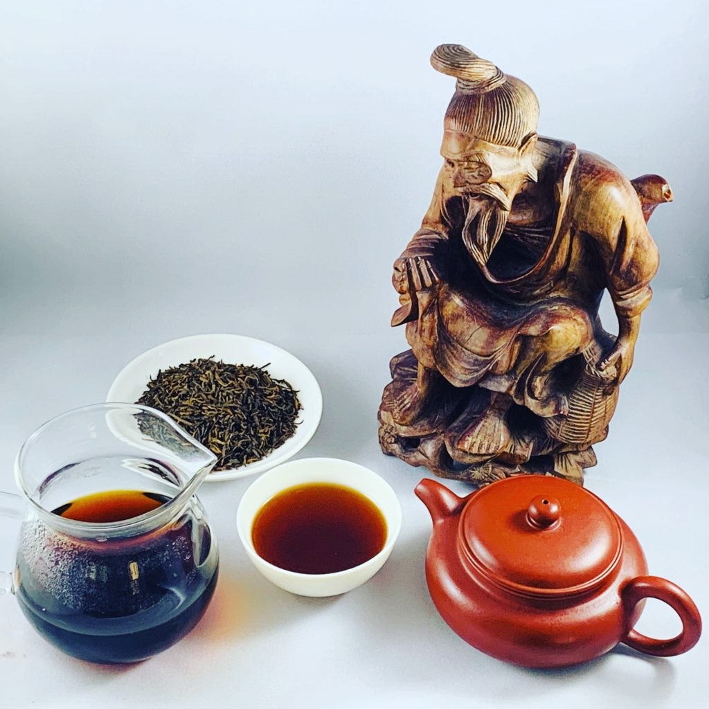 The story of Gong Ting Puerh